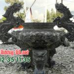 Mẫu lư hương đá cao cấp LD 16
