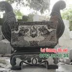 Mẫu lư hương ở mộ LD 35