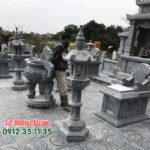 Lư hương khu nghĩa trang LD 58